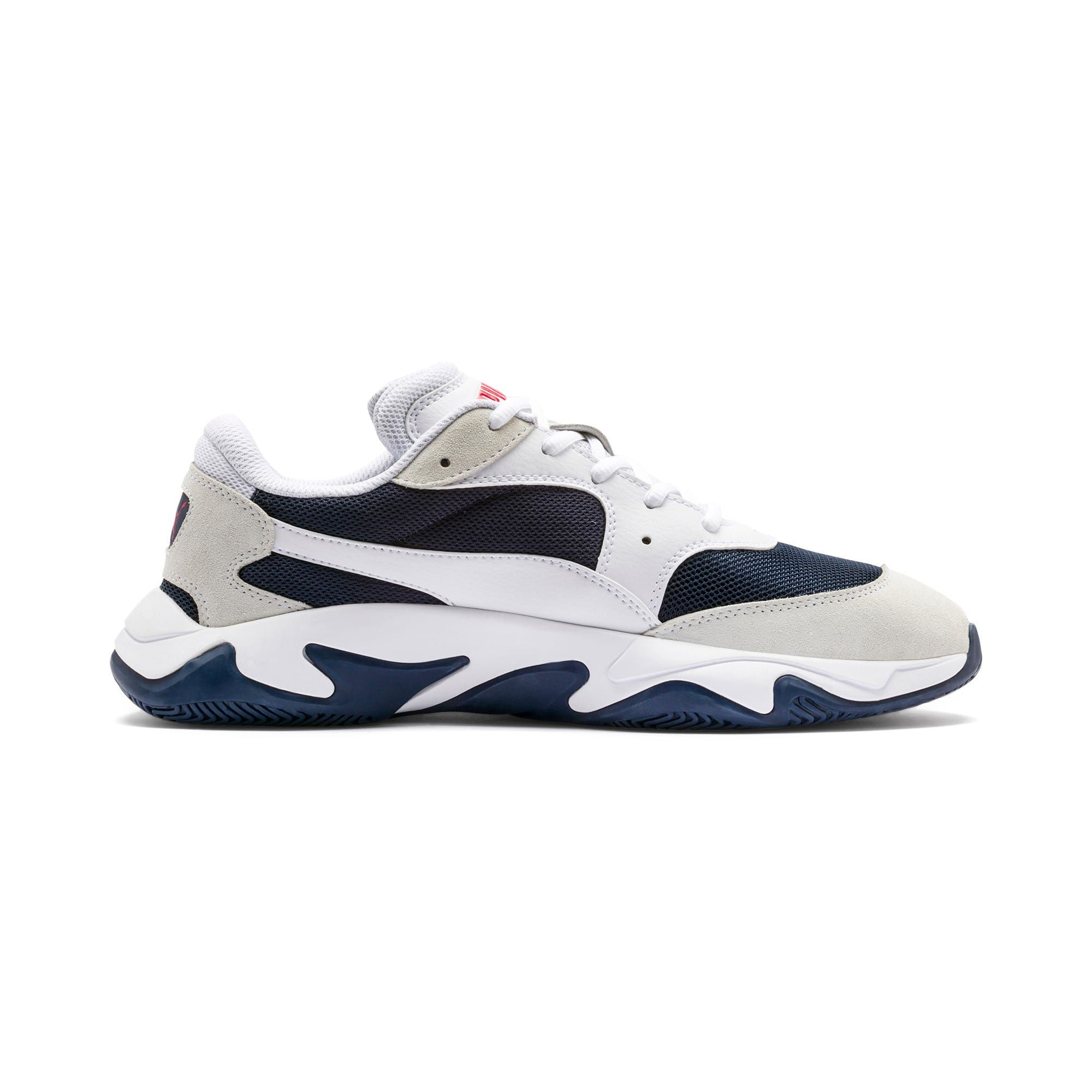 PUMA Storm Adrenaline Trainers in White/Peacoat size 9.5 ...
