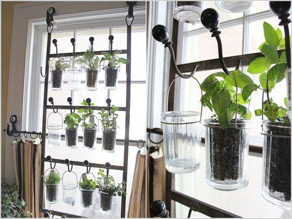 24 Indoor Herb Garden Ideas To Look For Inspiration