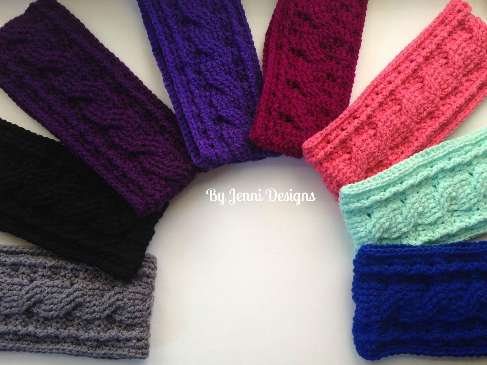 By jenni designs free crochet pattern womens cable ear warmer by jenni designs free crochet pattern womens cable ear warmer bankloansurffo Gallery