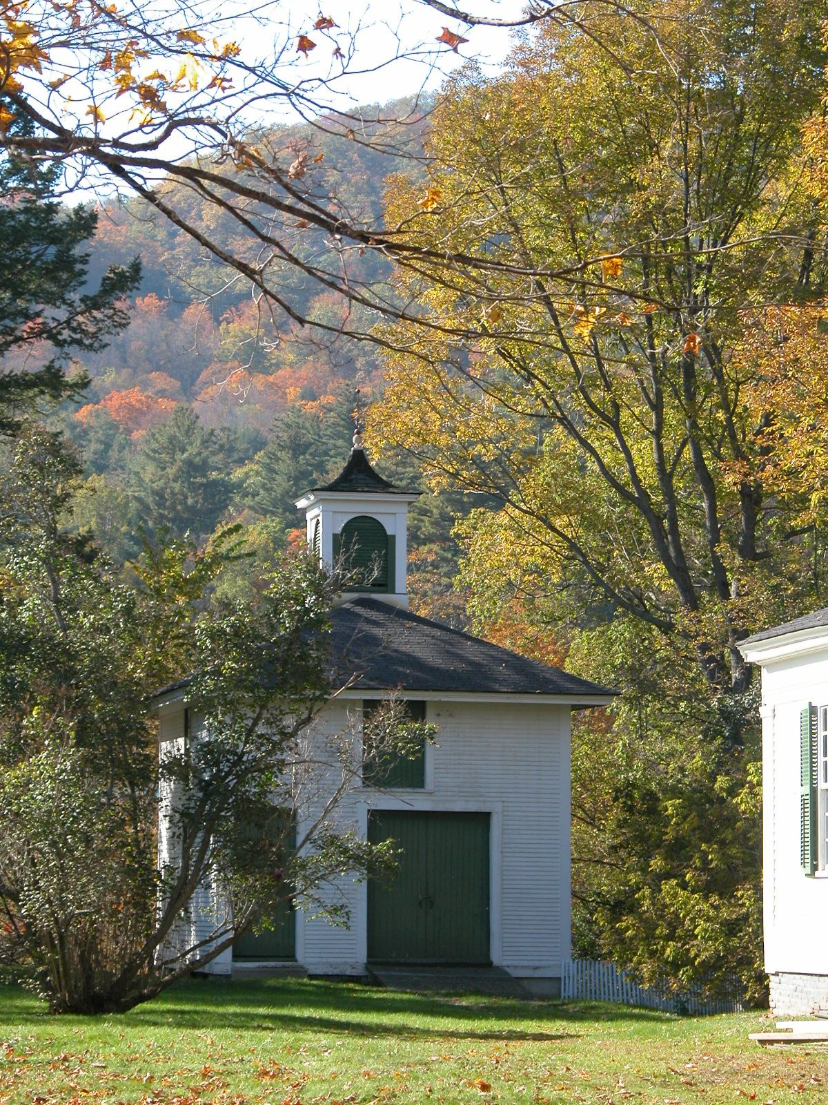 The Village of Woodstock VT is the perfect place for a