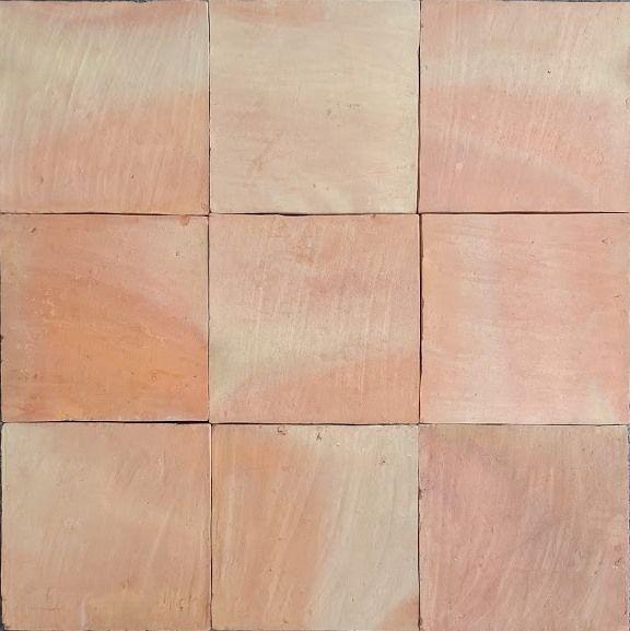 Handmade Bengal Terracotta Tiles 400x400mm Sells Per Sqm Terracotta Tiles Terracotta Tiles