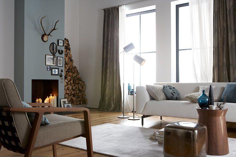 fesselnd bilder wandfarbe petrol kombinieren ideen. Black Bedroom Furniture Sets. Home Design Ideas