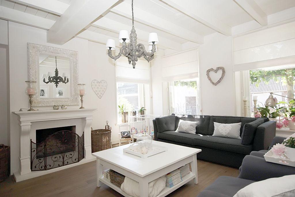rustieke woonkamer - Google zoeken | Wonen | Pinterest