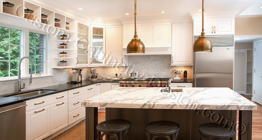 Transitional Custommade Kitchen Birdseye Maple5 Stained And Endearing Designer Kitchen Ideas Decorating Design
