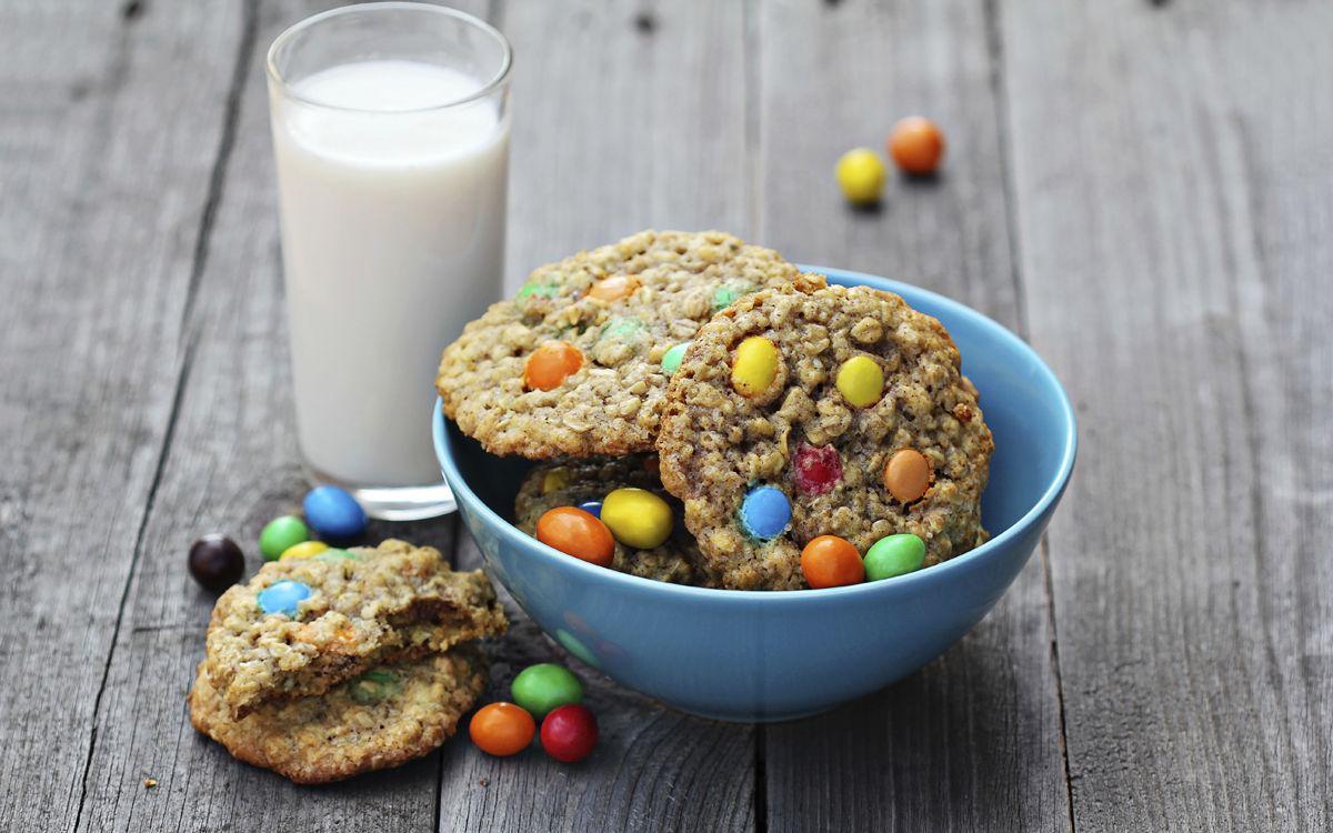 Cookies con caramelos | Demos la vuelta al día