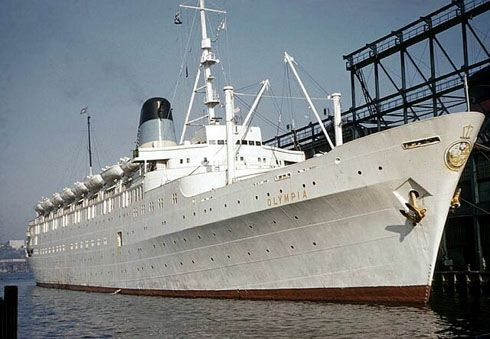 TSS Olympia Cruise Ships Pinterest Cruise Ships Cruises And - Classic cruise ships for sale