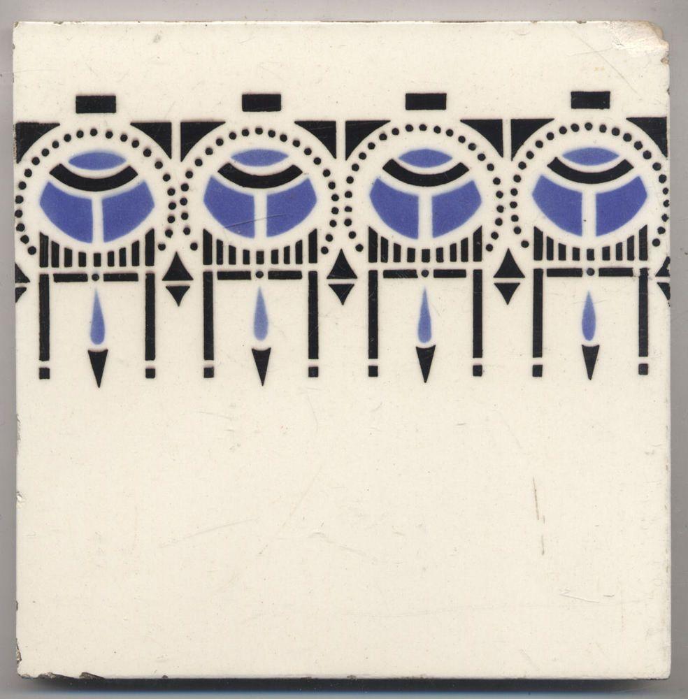 Super rare offstein ornament jugendstil fliese art nouveau tile super rare offstein ornament jugendstil fliese art nouveau tile dailygadgetfo Images