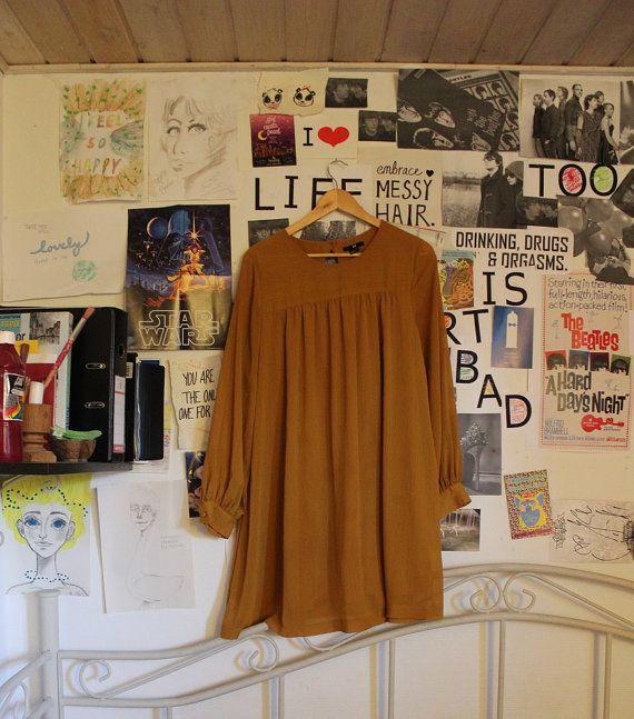 die besten 25 senfgelbe kleider ideen auf pinterest gelbes kleid 70er kleidungsstil und. Black Bedroom Furniture Sets. Home Design Ideas