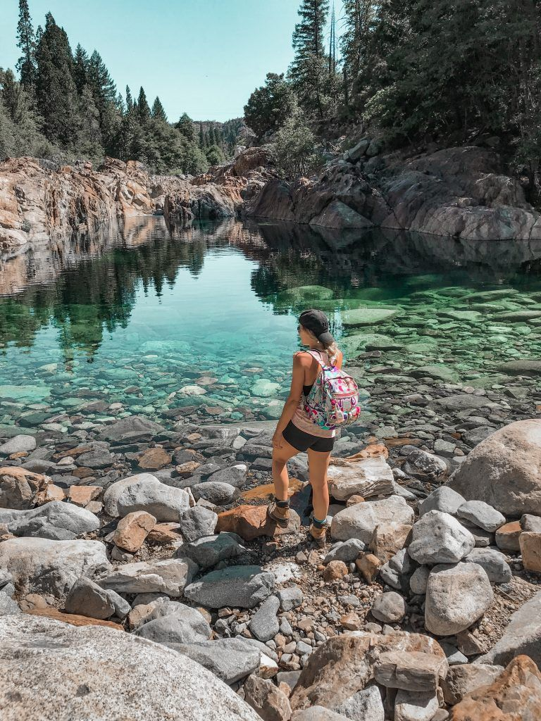 Tahoe National Forest S Best Kept Secret The Emerald Pools National Forest Tahoe Tahoe Trip