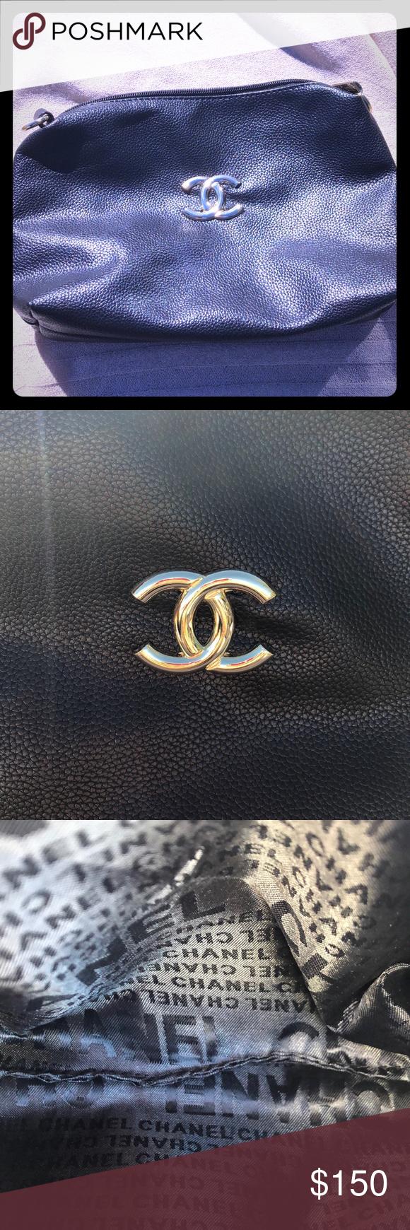 Authentic CHANEL Black Bag Authentic Super Cute Small