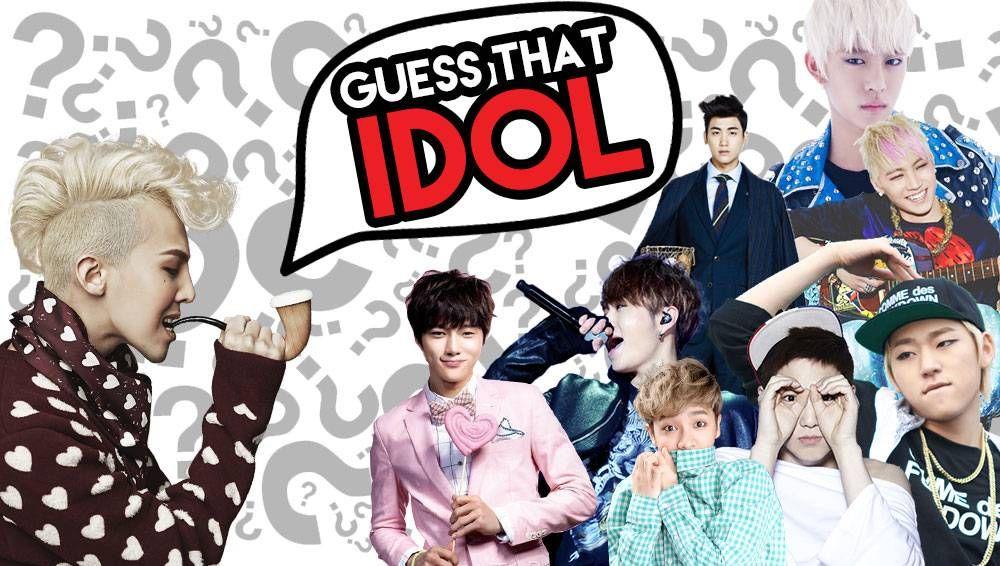 K Pop Challenge Giveaway Guess That Idol Part 5 Allkpop Com Idol Kpop Guess