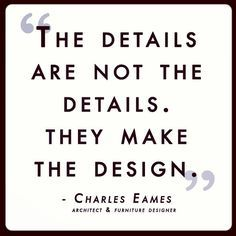 Famous quotes about home design