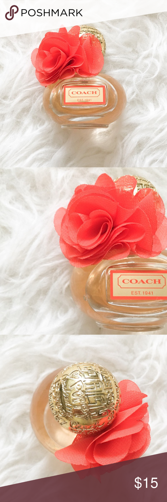 Coach Perfume Coach Perfume Coach Poppy And Perfume