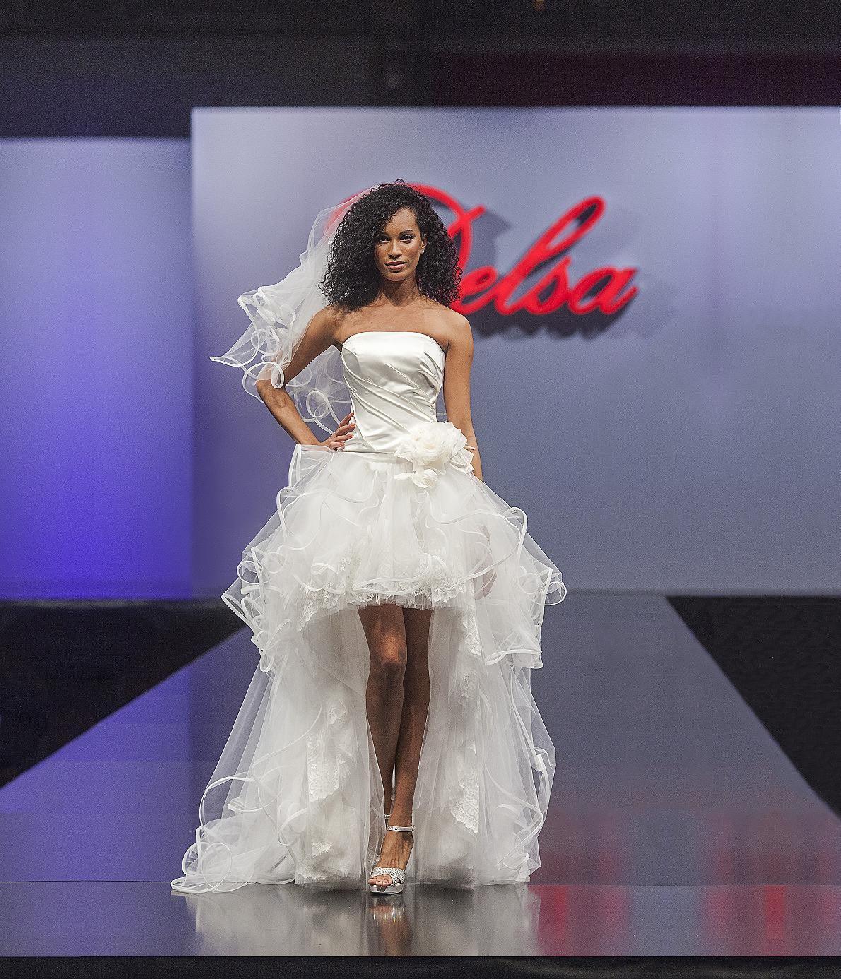 Delsa Couture collection - D6516