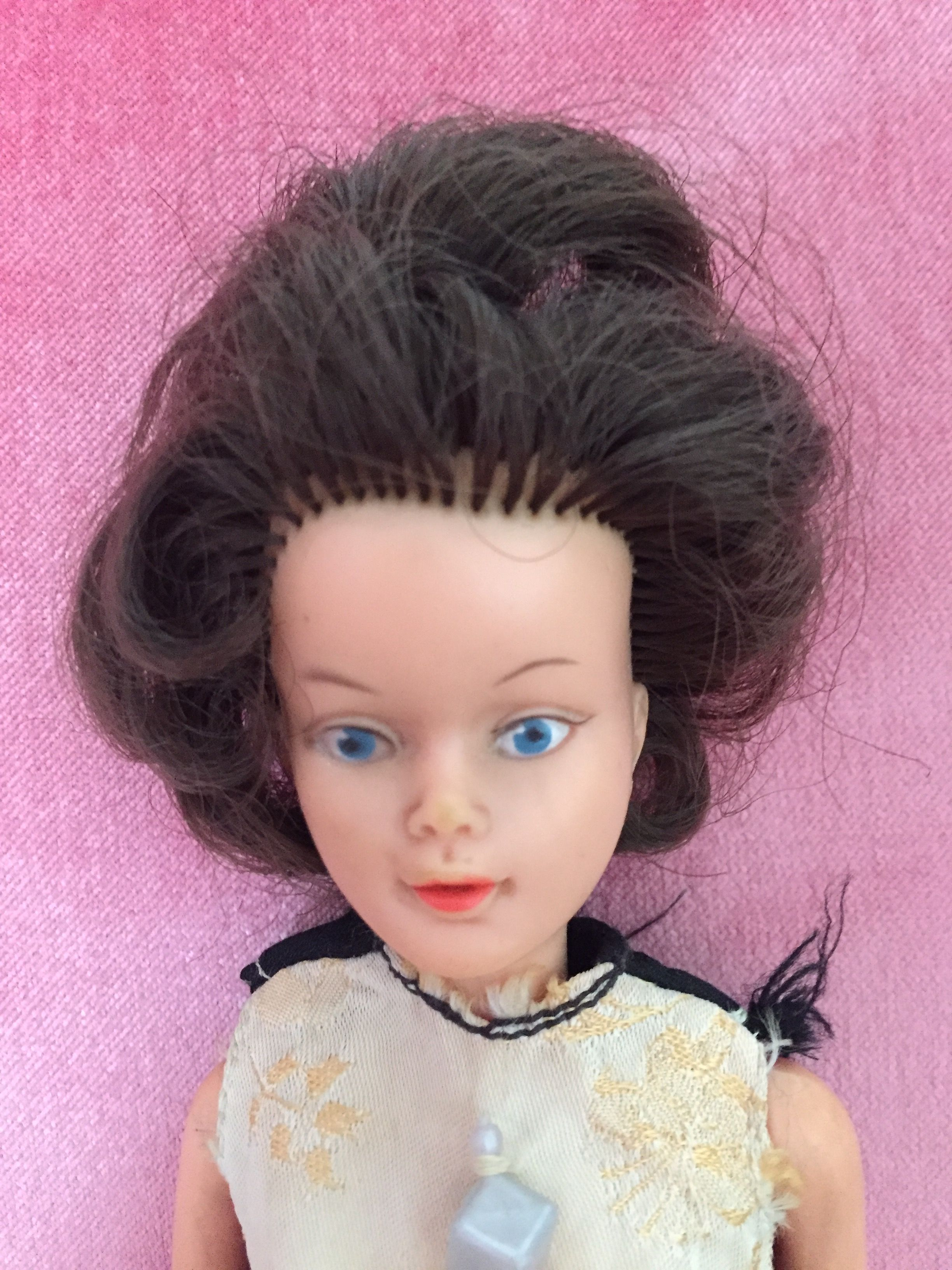 Tressy The Doll With Many Hairstyles Do You Remember You Could