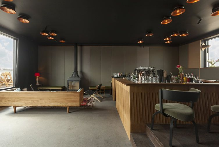 Eclectic Mix Of Guest Designers Makes Munich Loft Hotel The