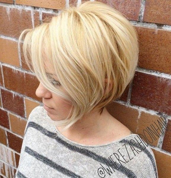 Layered Bob Für Feines Haar Haircuts Hair Short Hair Styles