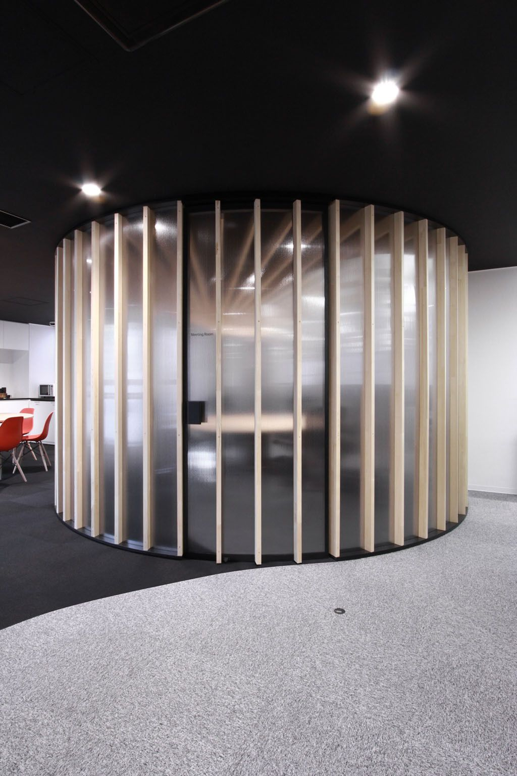 internal office pods. Privacy For Bird Meetings Or Break Out Sessions. CDS Offices Tokyo | BAKOKO Archinect Internal Office Pods