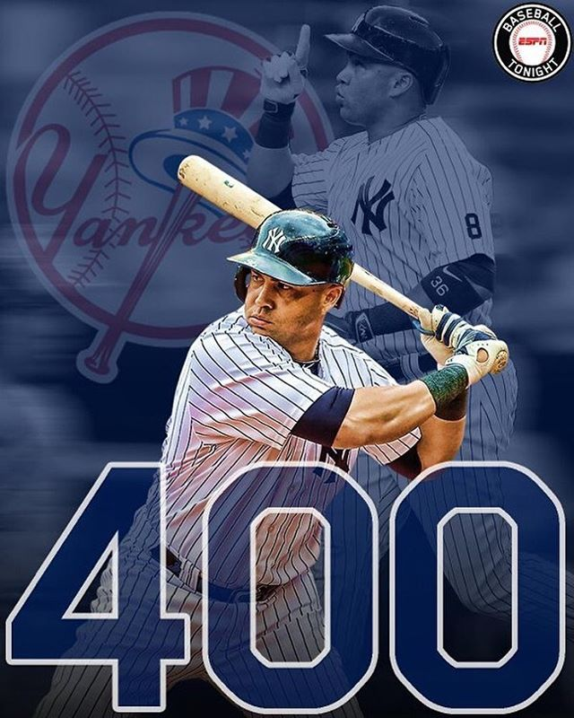 400 Carlos Beltran Becomes 54th Player In Mlb History To
