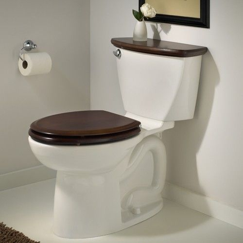 American Standard Cadet 3 Right Height Elongated Toilet 12 Rough Toilets Simple Bathroom Renovation Toilet New Toilet