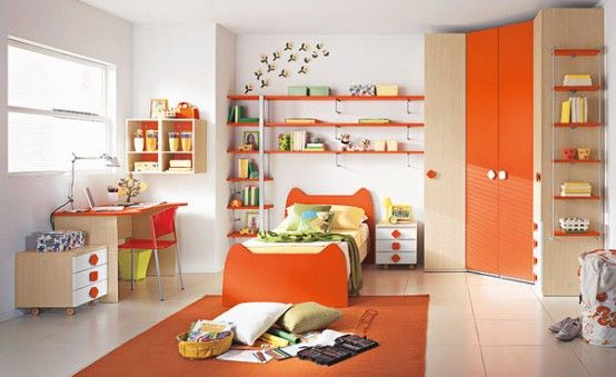 20 Very Happy and Bright Children Room Design Ideas | Boys ...