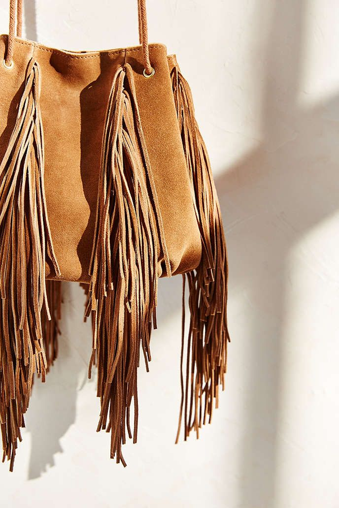 Ecote Fringe Bucket Bag Stuff Need To Get Pinterest Bags Awesome And Urban
