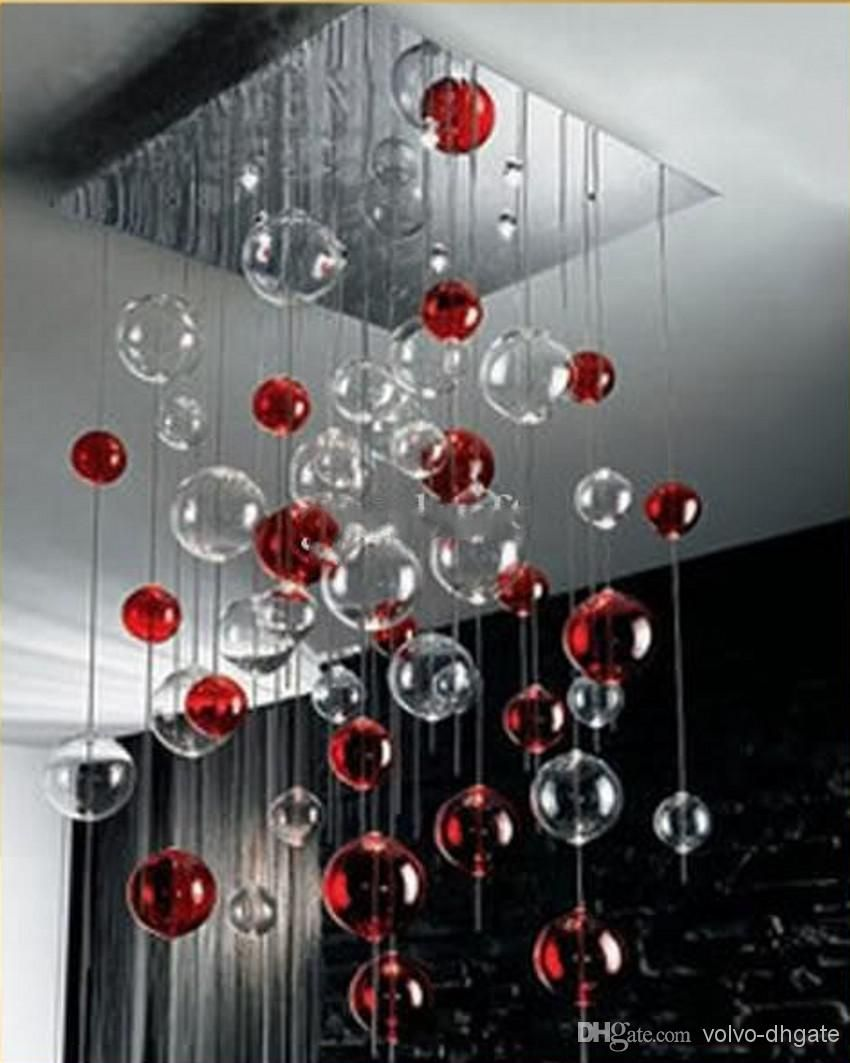 Red Chandelier Light Fixture - Have you ever ever thought about your ...