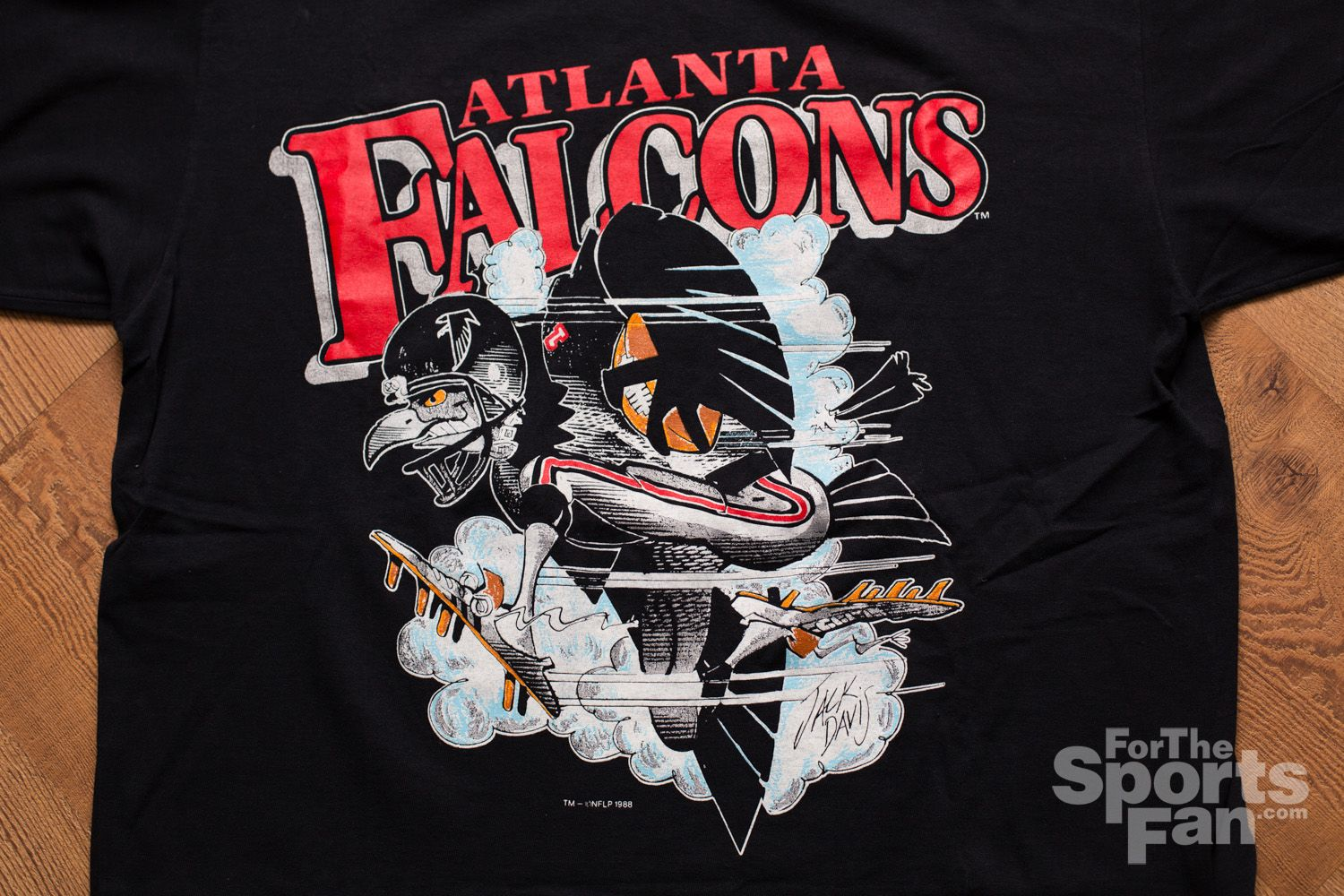 Atlanta Falcons Vintage 80s T Shirt Atlanta Falcons T Shirt Retro Shirts