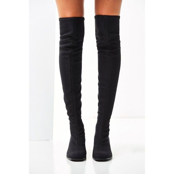 968f9b5029a Vagabond Daisy Over-The-Knee Boot ( 250) ❤ liked on Polyvore featuring