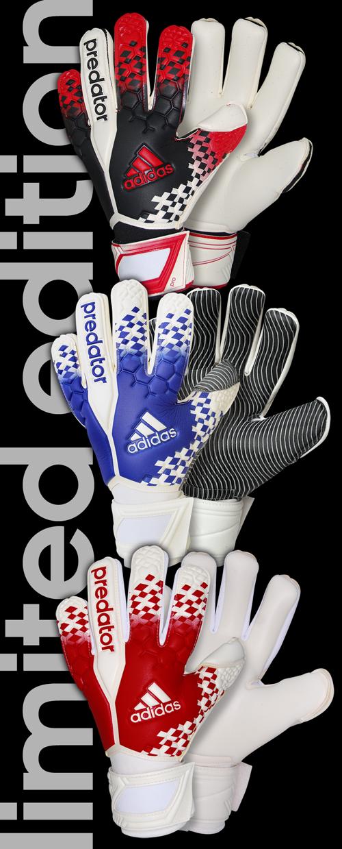 Goalkeeper Glove Adidas miPredator Limited Edition ...