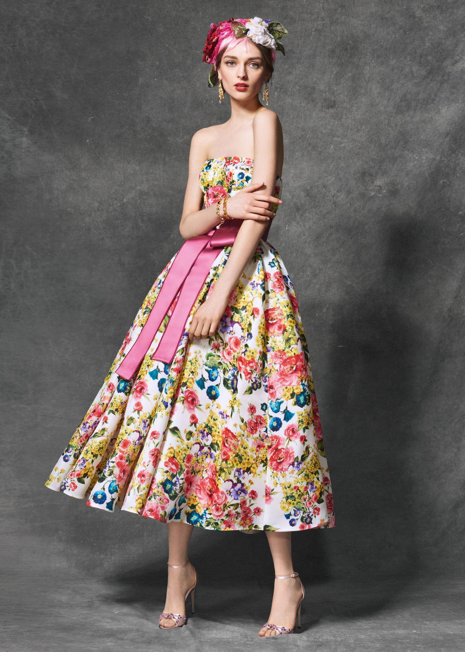 5608b2fd Discover the new Dolce & Gabbana Women's Evening Collection for Fall Winter  2016 2017 and get inspired. More