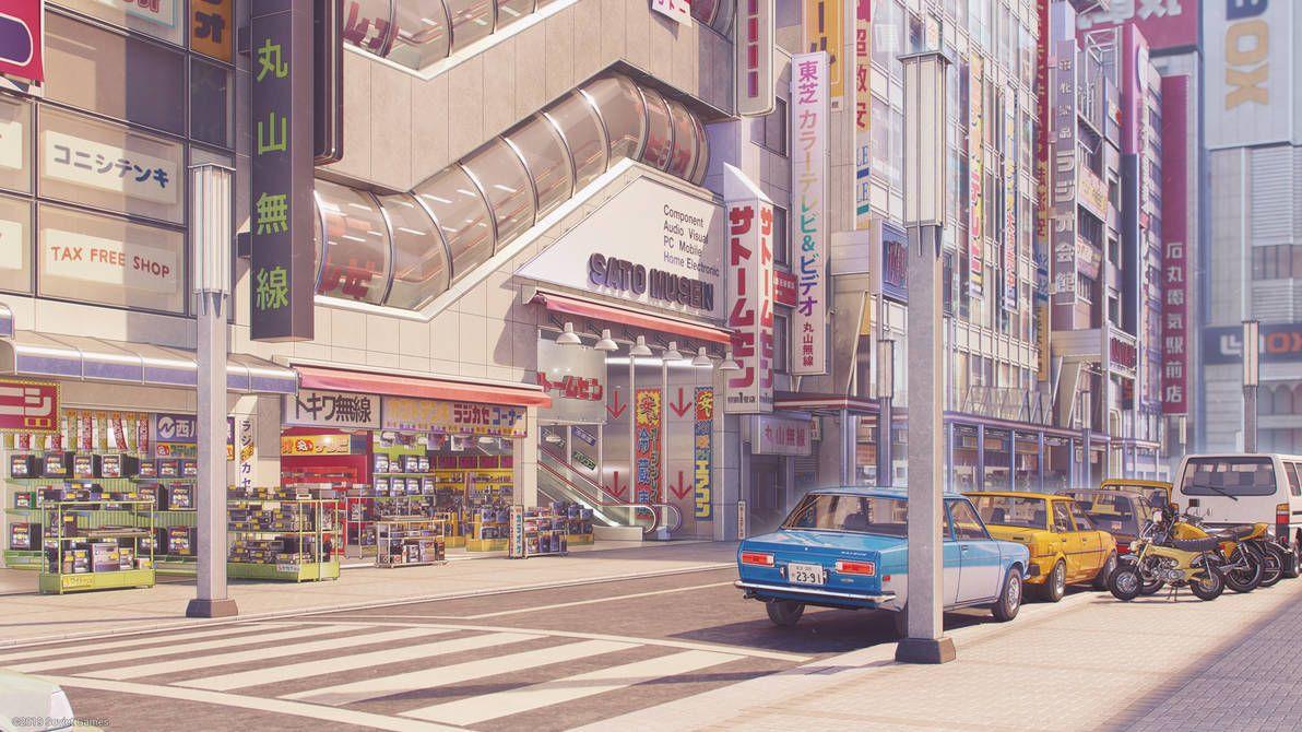 Akihabara south exit by