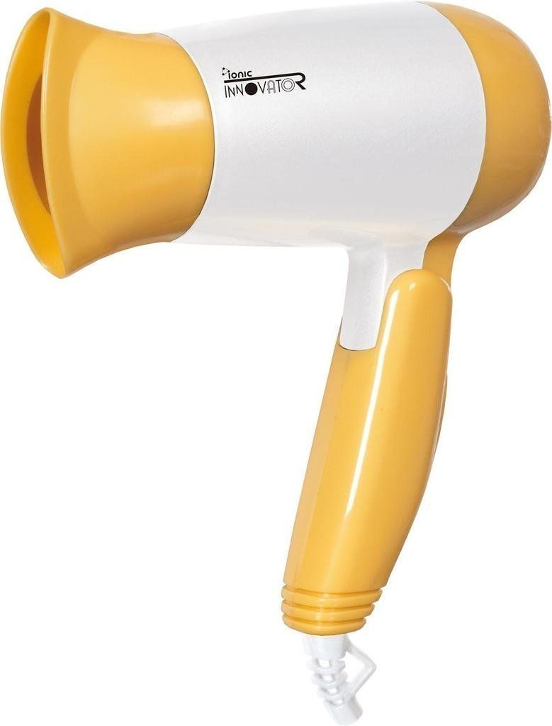INNOVATOR Ionic Hair Dryer 1000W Color White With Orange * To view further for this item, visit the image link.