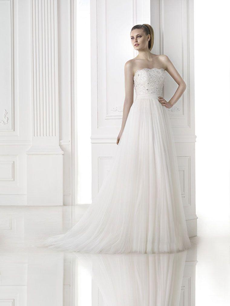Brands / Label   Kleid hochzeit, Pronovias brautkleid ...