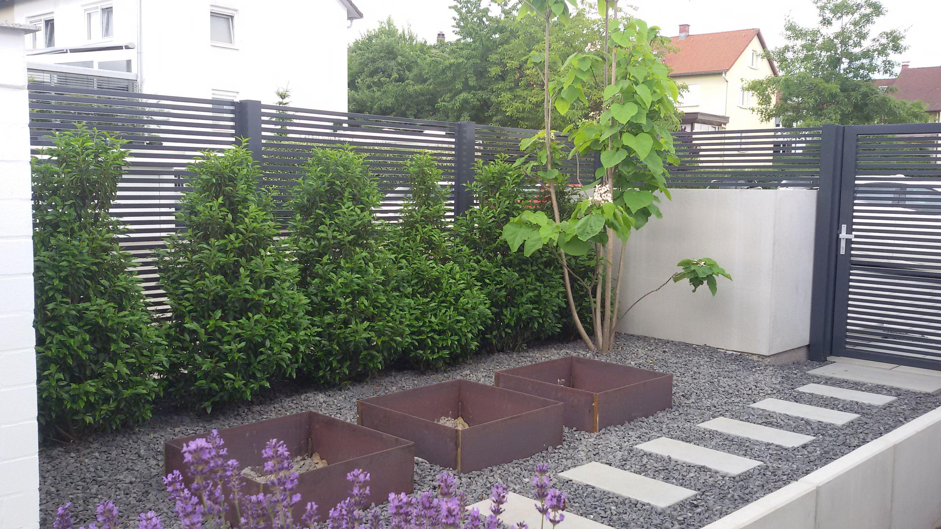 Geräumig Super Zaun Das Beste Von Moderner Designgarten Mit Modernem Design Von Super-zaun