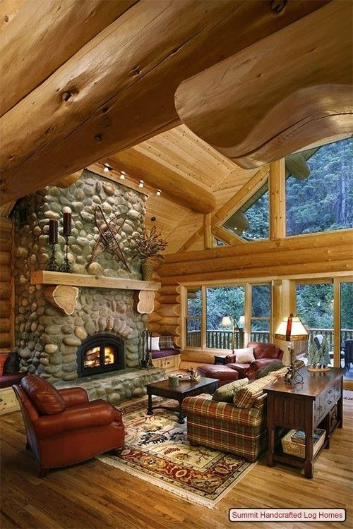 fireplace, wood, leather by queen