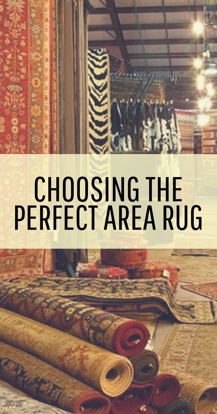 Choosing A Rug That's Perfect For Your Space in 2020 ...