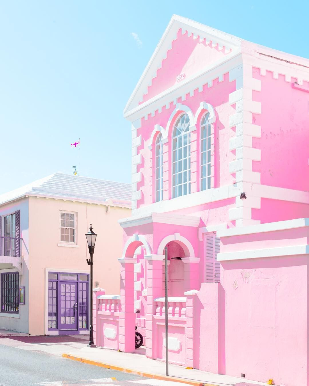 Stylequeen101.com | Exterior Design | Pinterest | Pastels, Pink ...