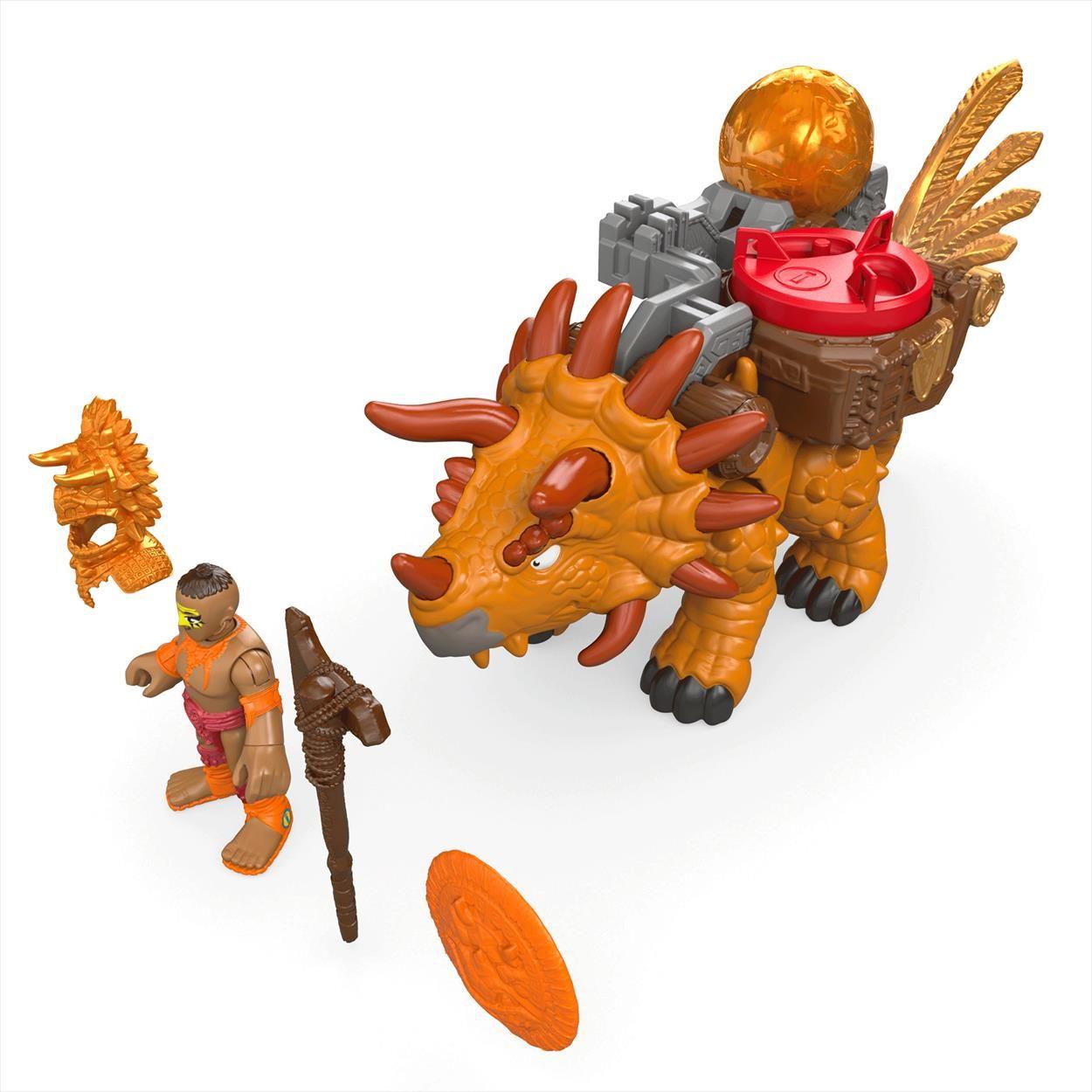 Cdw80 triceratops kids toys cool toys vintage toys