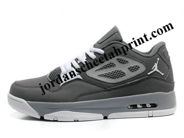 a927617eca6f Air Jordan Flight 23 Rst Low Shoes Gray White For Sale