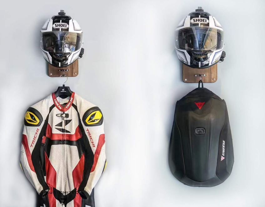Porte Casque Moto Top 5 Des Meilleurs Portes Casque Pour Moto Porte Casque Moto Casque Moto Porte Casque