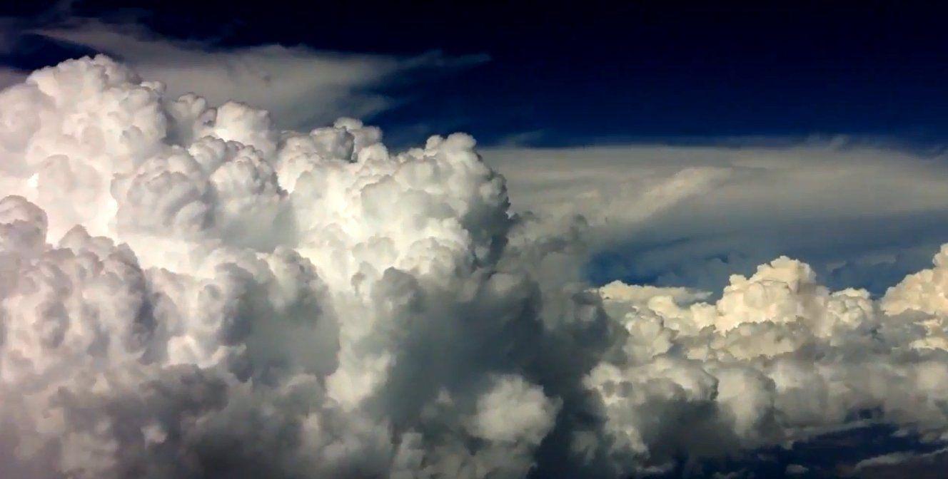 Wetter Wolken