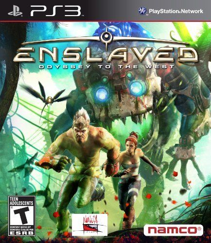 Enslaved: Odyssey To The West:   Disclosure: affiliate link  http://www.amazon.com/Enslaved-Odyssey-The-West-Playstation-3/dp/B00319DX4M/?tag=hotodoth08-20
