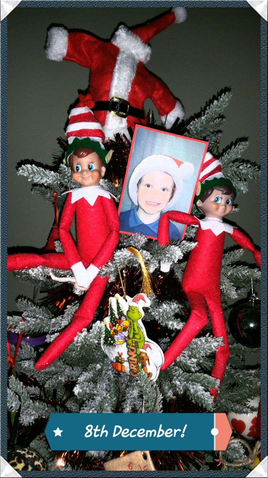 Pin de Jodie Ransom en Elf on thr shelf 2016 | Pinterest