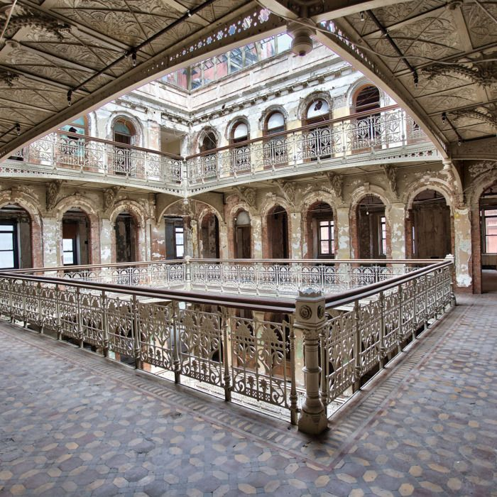 A Look Inside The Accidentally Preserved 5 Beekman Street