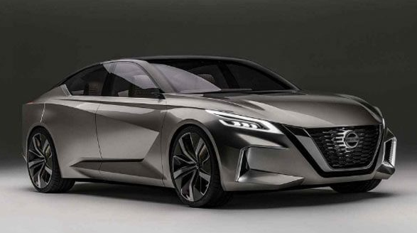2020 Nissan Maxima Redesign Price Release Date Nissan Maxima Nissan Altima Coupe Nissan Altima