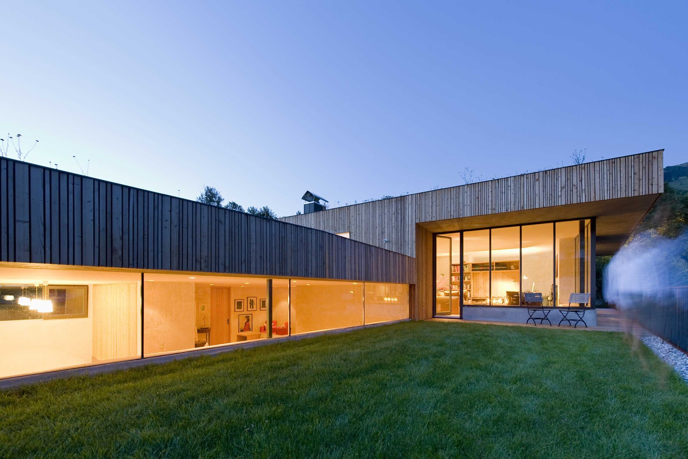 HAUS B by egger architekten