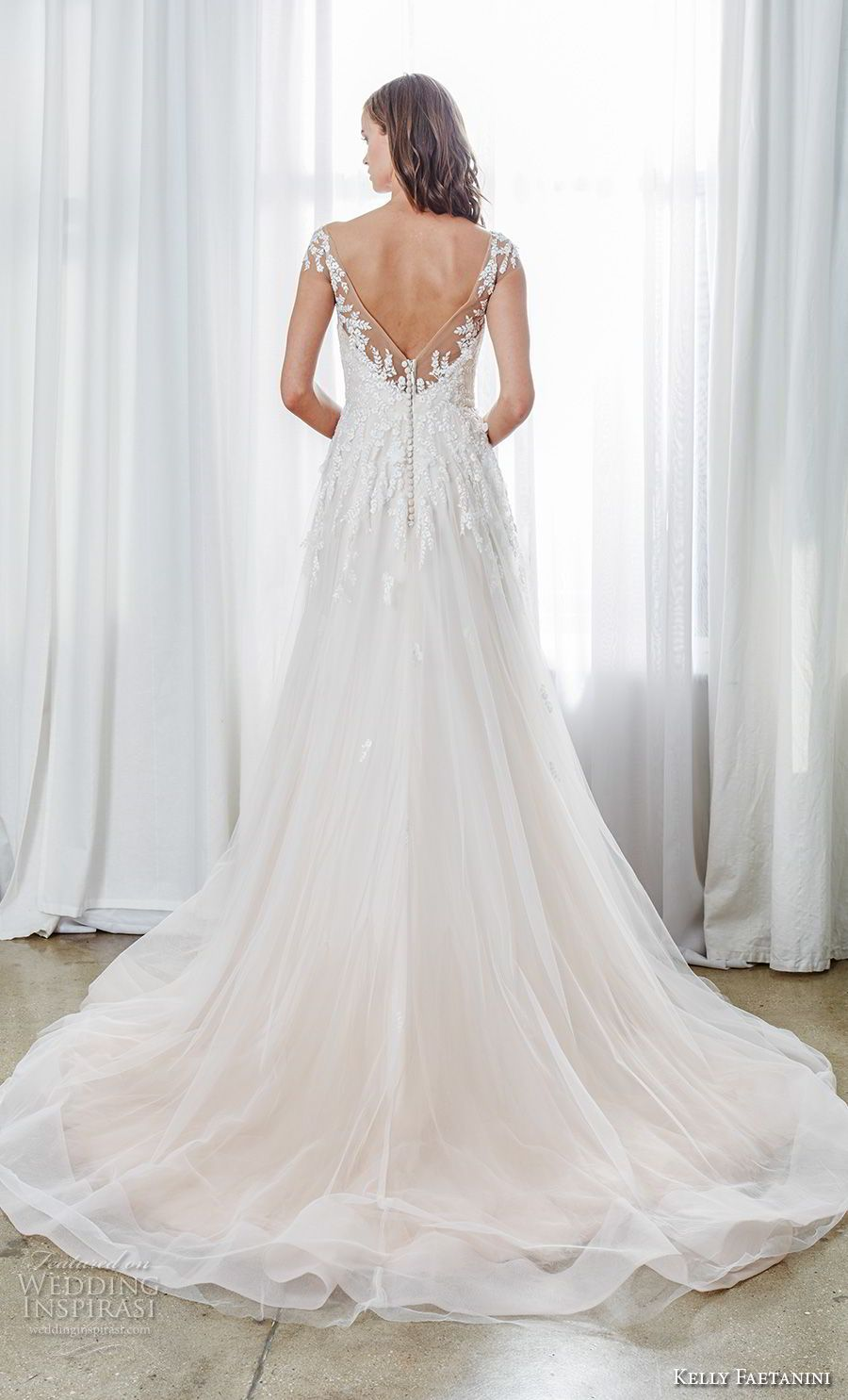Kelly faetanini spring wedding dresses bridal pinterest