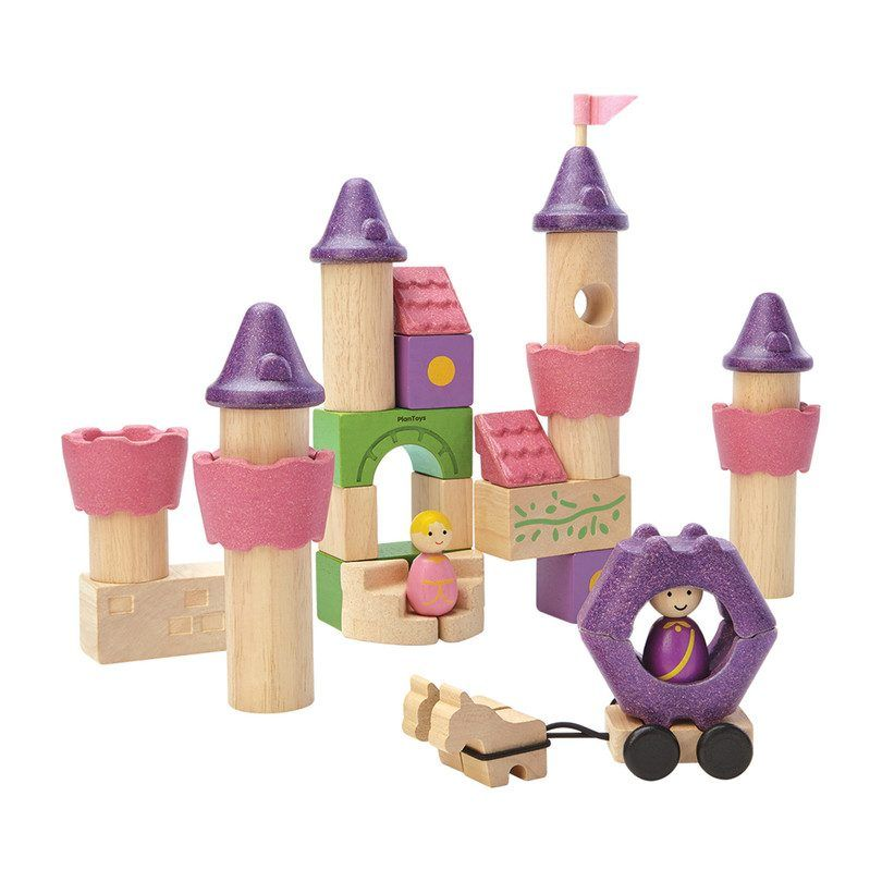 Fairy Tale Blocks Play Learning Blocks Sorters