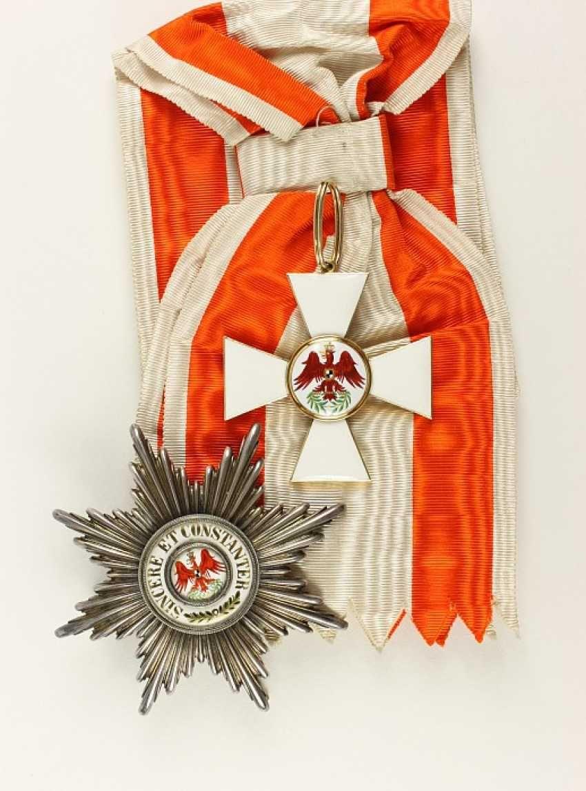 "Roter AdlerOrden,. Auktionskatalog ""Antiquitäten"